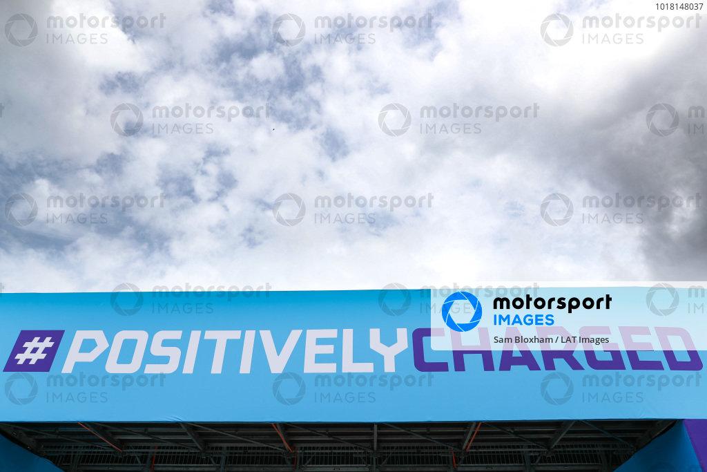 Formula E branding