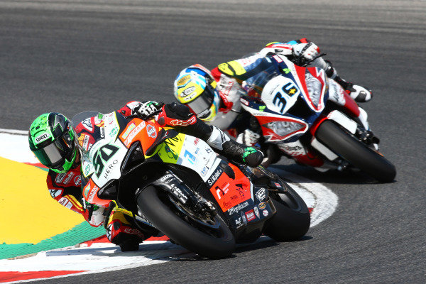 Eugene Laverty, Team Go Eleven, Leandro Mercado, Orelac Racing Team.