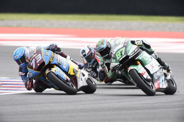 Remy Gardner, SAG Racing Team, Alex Marquez, Marc VDS Racing.