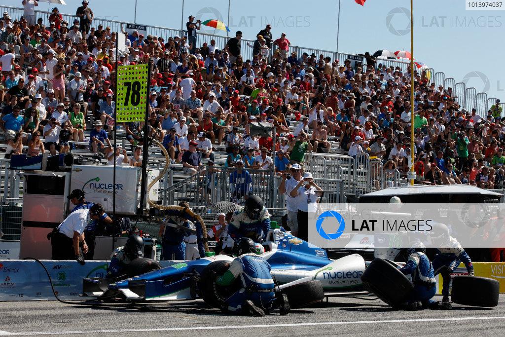 2013 IndyCar Toronto Race 2