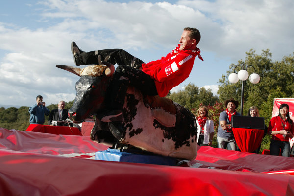 2004 Spanish Grand Prix - Thursday,