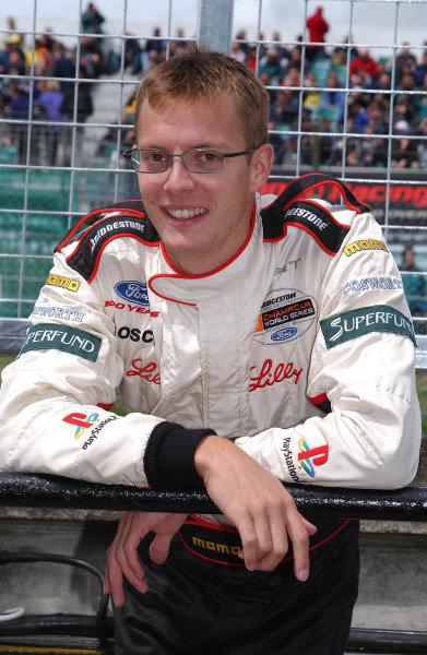 2003 ChampCar Series 3-5 May 2003London Trophy at Brands Hatch, EnglandRace winner Sebastien Bourdais2003- Dan R. Boyd USA LAT Photography