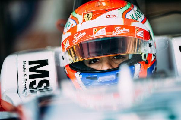 2016 GP3 Series Testing. Estoril, Portugal. Thursday 24 March 2016. Antonio Fuoco (ITA) Trident  World Copyright: Malcolm Griffiths/LAT Photographic. ref: Digital Image F80P4815