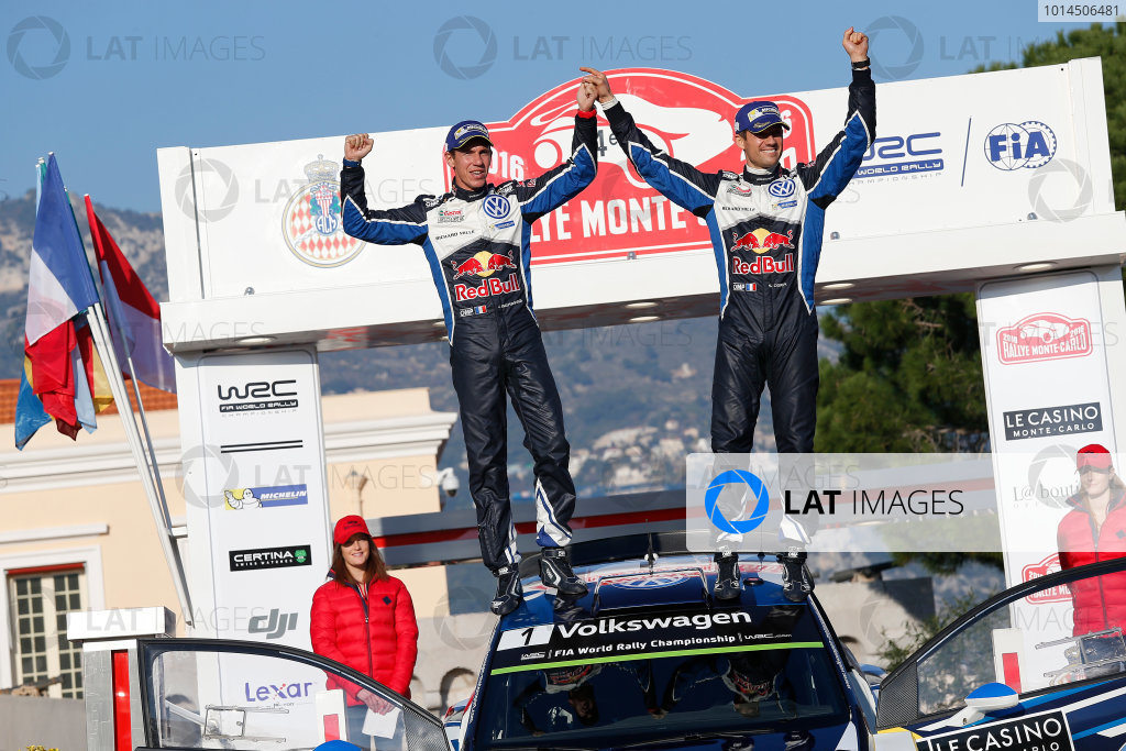 Round 1 - Rallye Monte Carlo