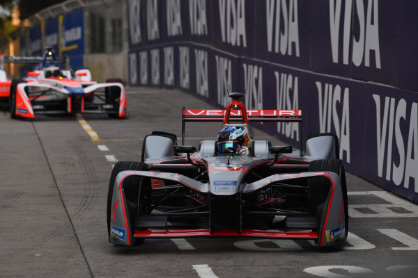 2017/2018 FIA Formula E Championship. Round 1 - Hong Kong, China. Saturday 02 December 2018. Maro Engel (GER), Venturi Formula E, Venturi VM200-FE-03. Photo: Mark Sutton/LAT/Formula E ref: Digital Image DSC_8505