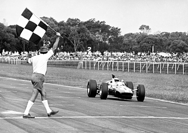 Warwick Farm, Australia. 13th February 1966.