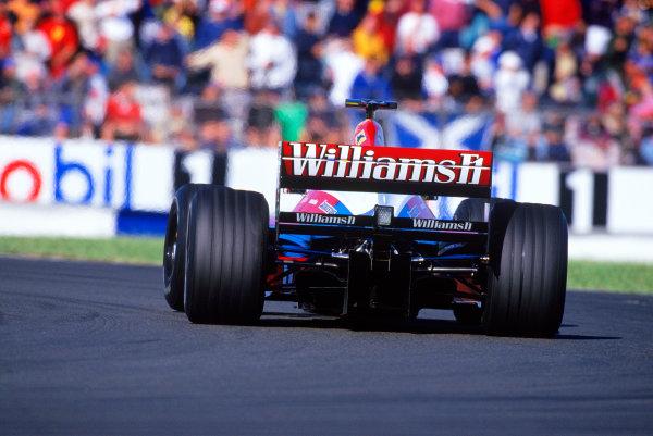 Silverstone, England.9th - 11th July 1999. Rd 8.xxxWorld Copyright: LAT PhotographicRef: 99GB24