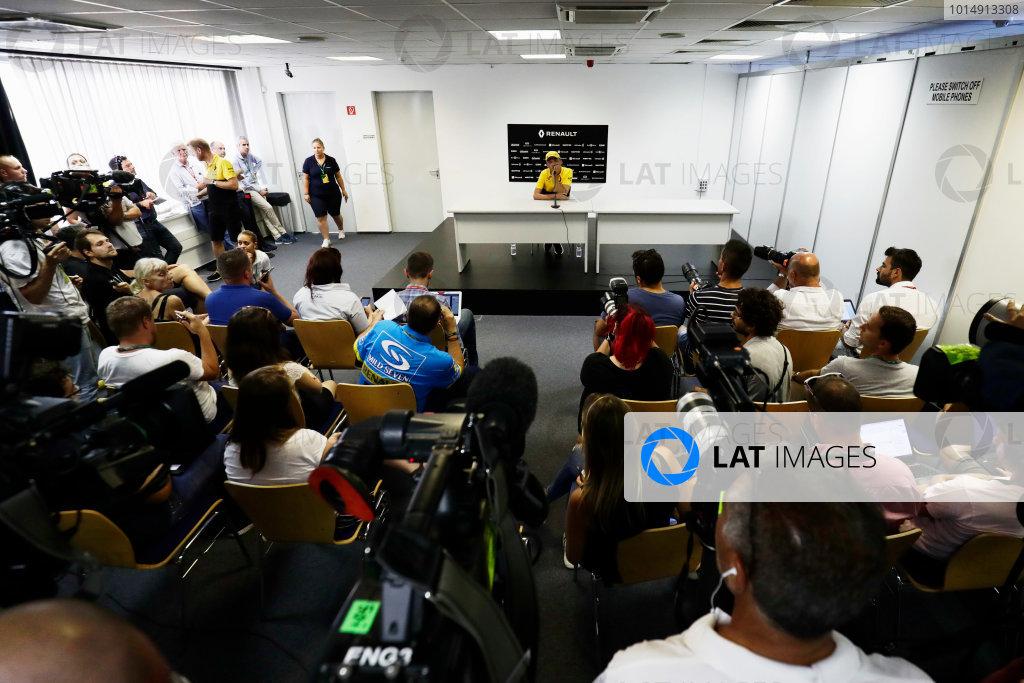 Test 4 - Hungaroring, Hungary
