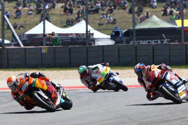 2017 Moto2 Championship - Round 3 Circuit of the Americas, Austin, Texas, USA Sunday 23 April 2017 Ricard Cardus, Red Bull KTM Ajo World Copyright: Gold and Goose Photography/LAT Images ref: Digital Image Moto2-R-500-2978