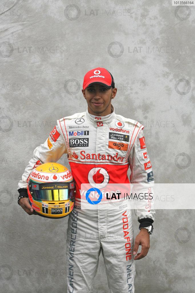 Albert Park, Melbourne, Australia24th March 2011.Lewis Hamilton, McLaren MP4-25 Mercedes. Portrait. World Copyright: LAT Photographicref: Digital Image1_LC2910