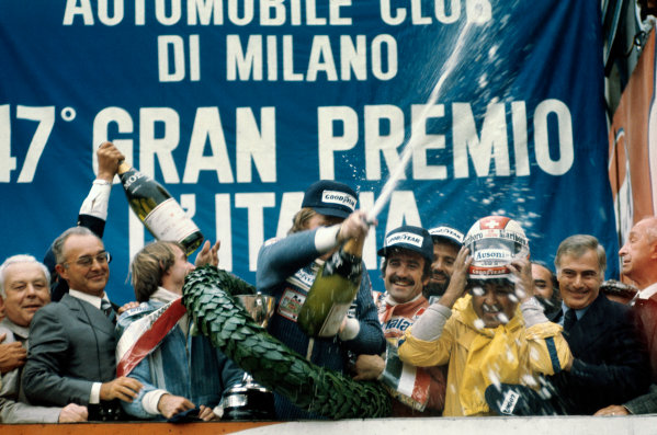 Monza, Italy. 10 - 12 September 1976.
