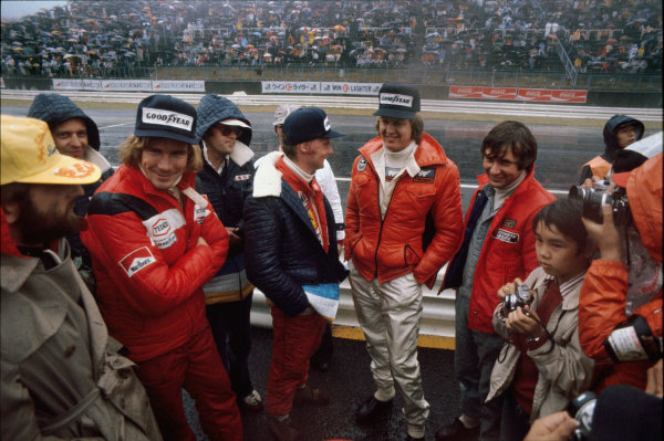 Fuji, Japan. 22 - 24 October 1976.