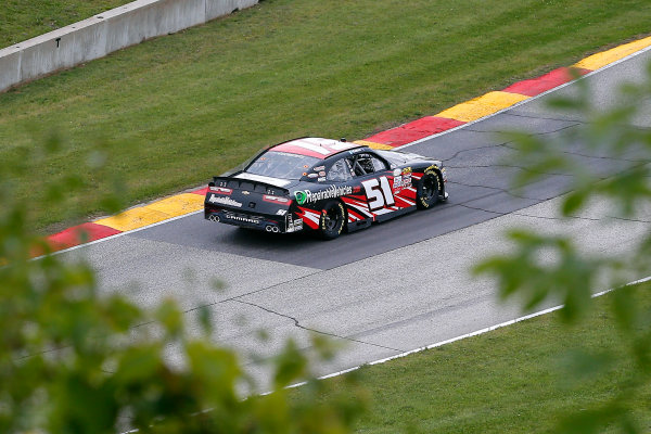 NASCAR XFINITY Series Johnsonville 180 Road America, Elkhart Lake, WI USA Sunday 27 August 2017 Jeremy Clements, RepairableVehicles.com Chevrolet Camaro World Copyright: Russell LaBounty LAT Images