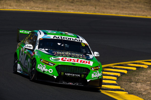 2017 Supercars Championship Round 9.  Sydney SuperSprint, Sydney Motorsport Park, Eastern Creek, Australia. Friday 18th August to Sunday 20th August 2017. Mark Winterbottom, Prodrive Racing Australia Ford.  World Copyright: Daniel Kalisz/LAT Images Ref: Digital Image 180817_VASCR9_DKIMG_1252.NEF