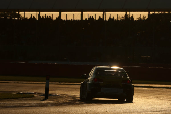 2015 British Touring Car Championship, Silverstone, Northants. 26th-27th September 2015, Josh Cook (GBR) Racing For Heroes Chevrolet Cruze World copyright. Jakob Ebrey/LAT Photographic