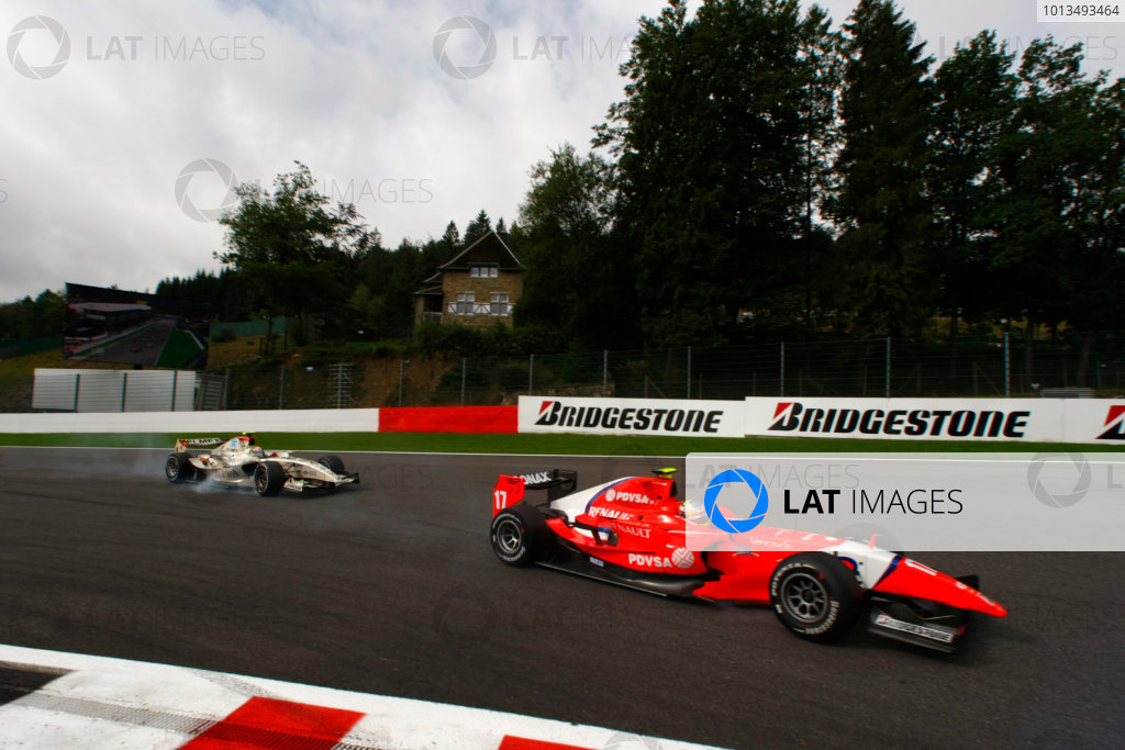 Spa - Francorchamps, Spa, Belgium. 29th August. Sunday Race ...