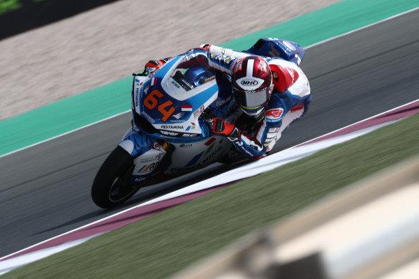 Bo Bendsneydar, Moto2, Qatar MotoGP, 26 March 2021