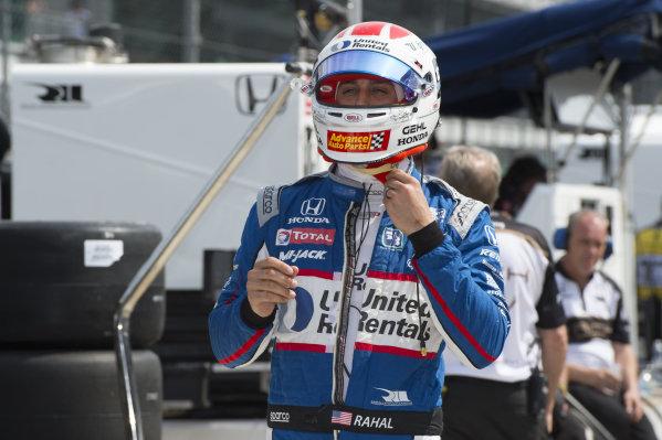 Graham Rahal, Rahal Letterman Lanigan Racing Honda