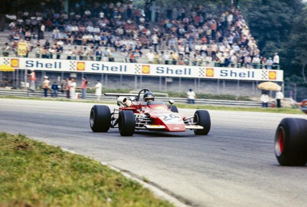 Jean-Pierre Jarier, March 722 Ford.