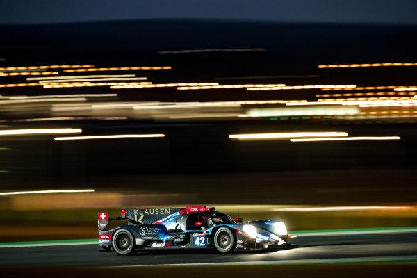 Cool Racing, Oreca 07-Gibson: Antonin Borga, Alexandre Coigny, Nicolas Lapierre