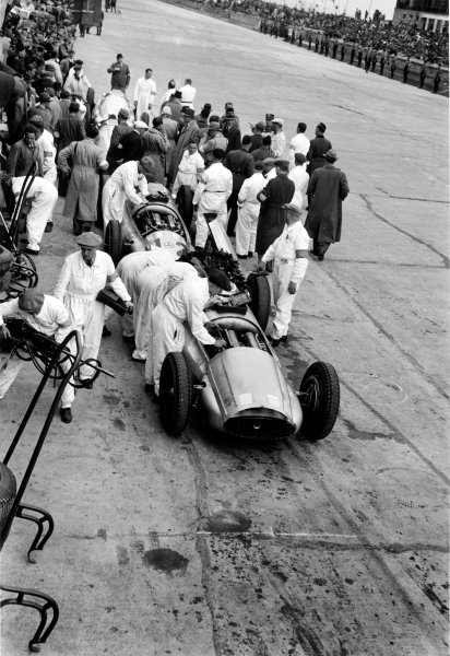 Nurburgring, Germany. 21 May 1939.