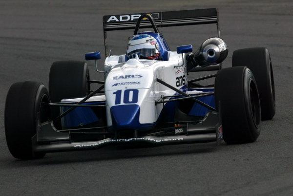 Will Power (AUS) Alan Docking Racing.British Formula Three Championship, Press day.Brands Hatch, Kent, England. 24th March 2004Digital Image