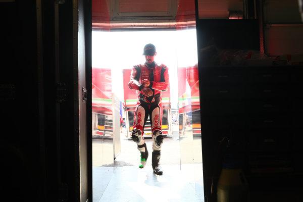 2017 Superbike World Championship - Round 7 Misano, Italy. Friday 16 June 2017 Eugene Laverty, Milwaukee Aprilia World Copyright: Gold and Goose Photography/LAT Images ref: Digital Image WSBK-300-5420