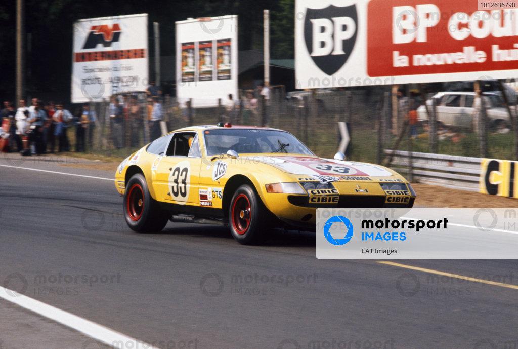 1973 Le Mans 24 Hours