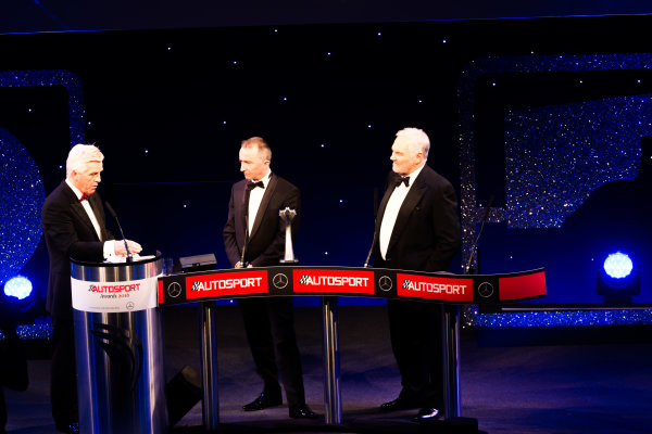 2016 Autosport Awards.