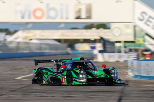 2017 IMSA Prototype Challenge Sebring International Raceway, Sebring, FL USA Wednesday 15 March 2017 3, Naj Husain, P3, M, Ligier JS P3 World Copyright: Jake Galstad/LAT Images ref: Digital Image lat-galstad-SIR-0317-14965