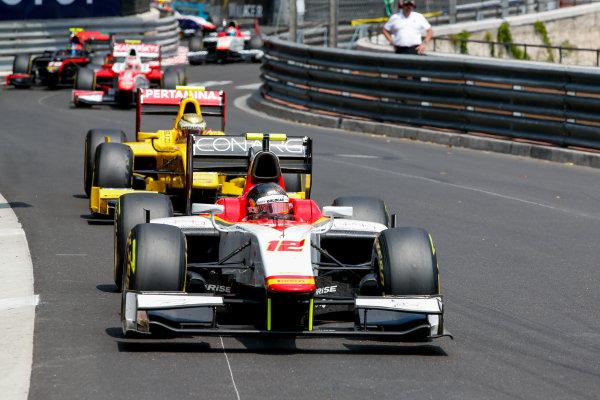 2017 FIA Formula 2 Round 3. Monte Carlo, Monaco. Friday 26 May 2017. Stefano Coletti (MON, Campos Racing)  Photo: Joe Portlock/FIA Formula 2. ref: Digital Image _L5R9226