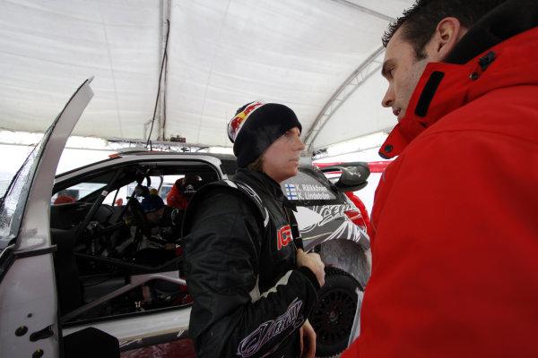Round 01-Rally Sweden. 10th-13th February 2011.Kimi Raikkonen, Citroen WRC, PortraitWorldwide Copyright: McKlein/LAT