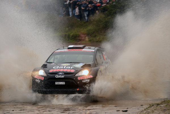 2014 World Rally Championship Rally Argentina 8th - 11th May 2014 Nasser Al Attiyah, Ford, action Worldwide Copyright: McKlein/LAT