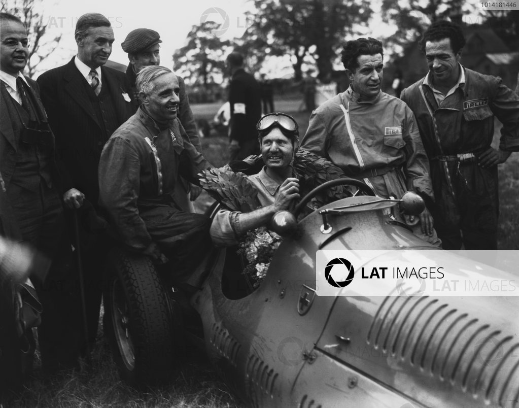 1949 British Grand Prix.