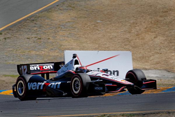 23-24 August, 2014, Sonoma, California USA #12 Will Power ©2014, Todd Davis LAT Photo USA