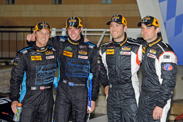6-7 June, 2014, Kansas City, Kansas USA GS winners 07, Aston Martin, Vantage, GS, James Davidson, Kris Wilson and ST winners 93, Honda, Civic Si, ST, Chad Gilsinger, Michael Valiante ?2014, F. Peirce Williams LAT Photo USA
