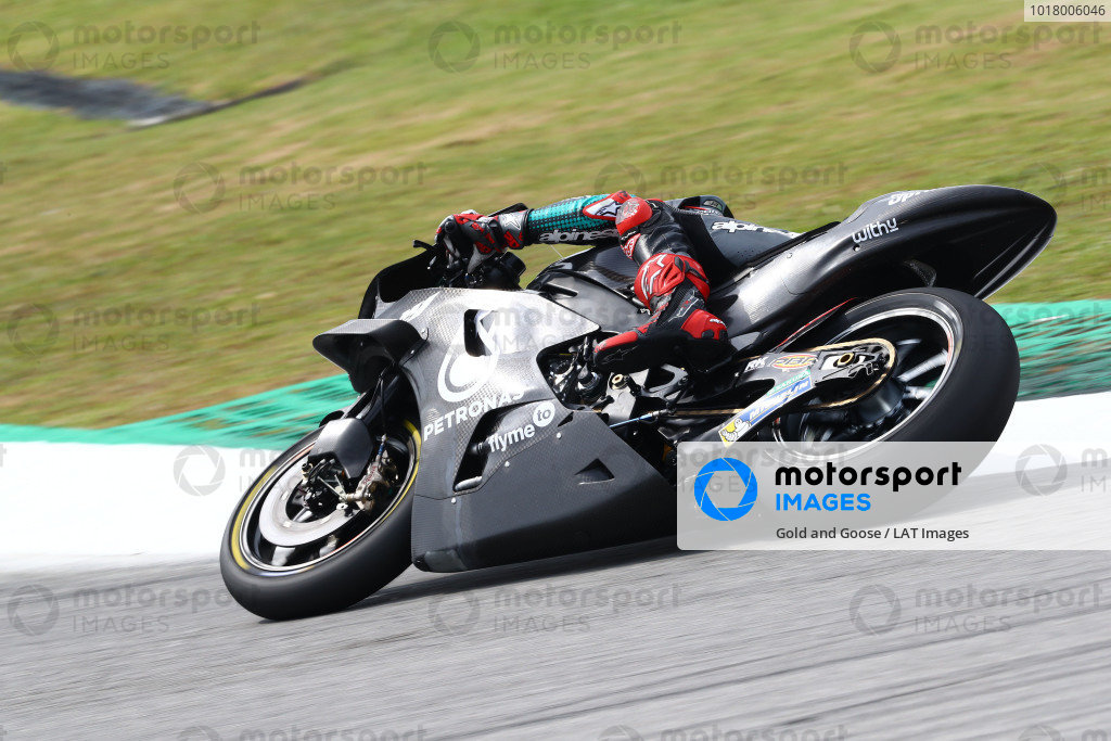 Fabio Quartararo, Petronas Yamaha SRT.