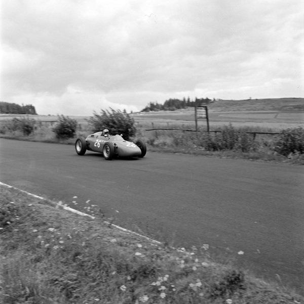 Gerhard Mitter, Porsche 718.