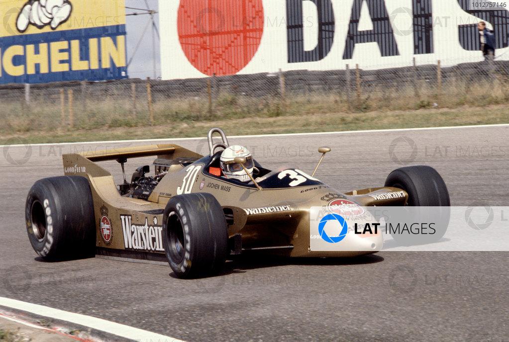 1979 Dutch Grand Prix.