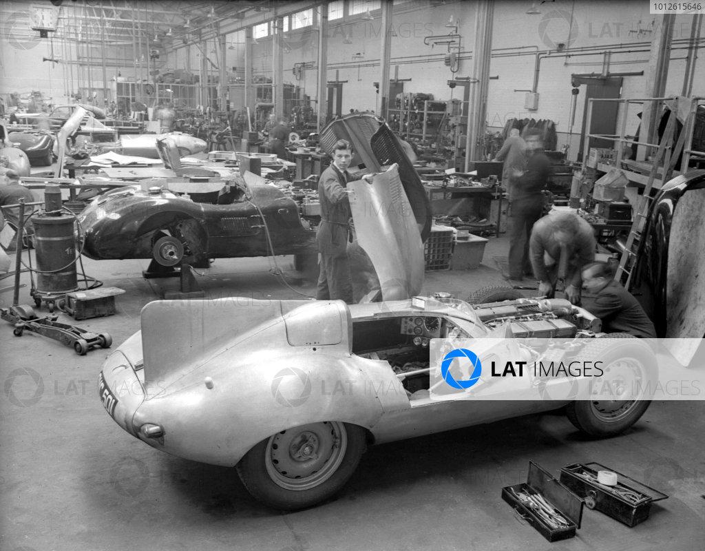 1955 Le Mans 24 hours.