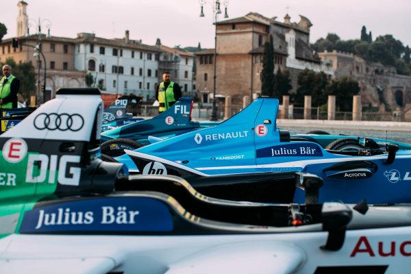 Formula E Rome Demo