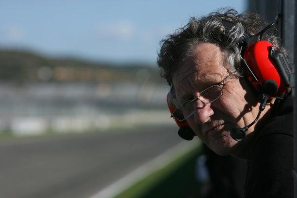 Jerry Burgess Valentino Rossi Crew Chief