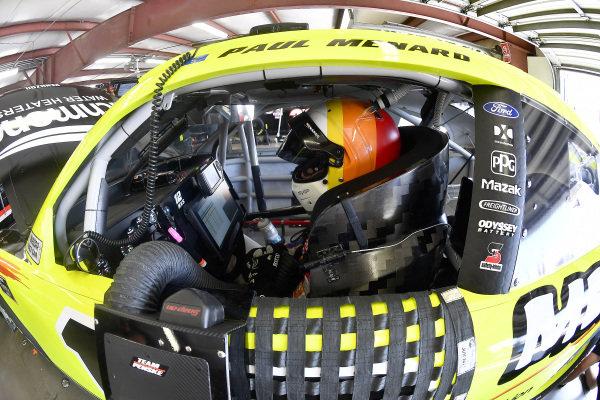 #12: Paul Menard, Team Penske, Ford Mustang Menards/Richmond