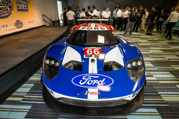Chip Ganassi Racing Ford GTLM