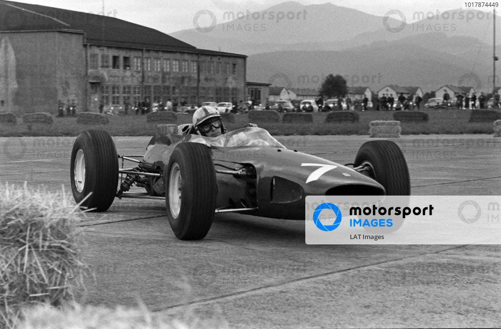 John Surtees, Ferrari 158.