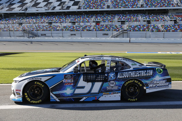 #51: Jeremy Clements, Jeremy Clements Racing, Chevrolet Camaro All South Electric