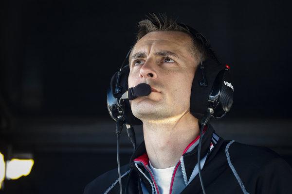 Will Power, Team Penske Chevrolet, mechanic, engineer