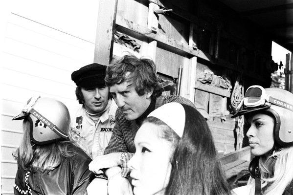 Jackie Stewart and Jochen Rindt.