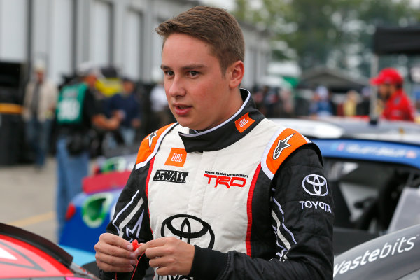 NASCAR XFINITY Series Johnsonville 180 Road America, Elkhart Lake, WI USA Saturday 26 August 2017 Christopher Bell, Toyota Toyota Camry World Copyright: Russell LaBounty LAT Images