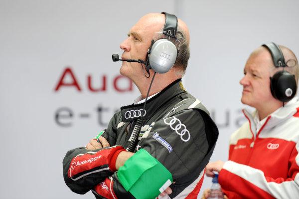 2013 FIA World Endurance Championship, Spa Franchorchamps, Belgium. 3rd-, Ulrich World Copyright. Ebrey/LAT Photographic